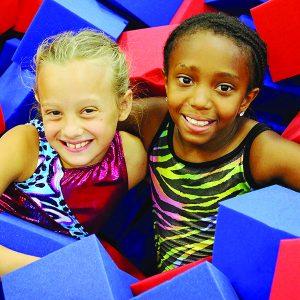 Girls' Recreational Gymnastics