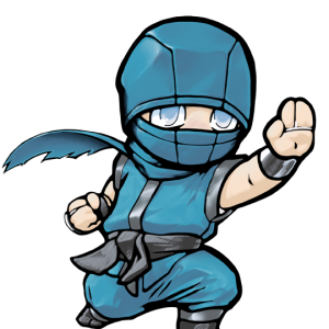 NinjaFirstBlue
