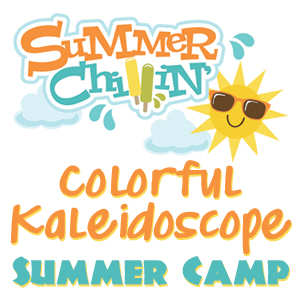 Colorful Kaleidoscope Summer Camp